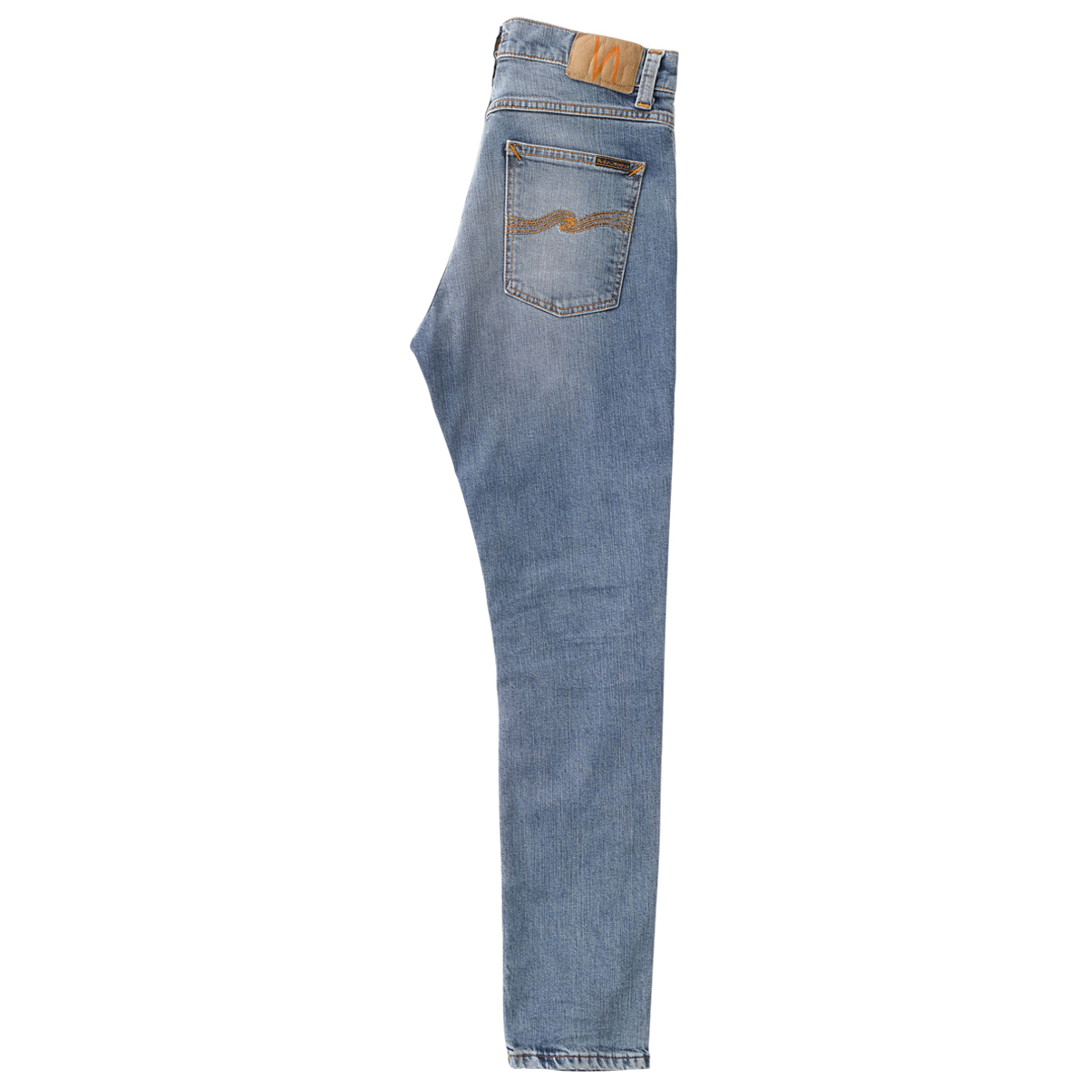 Nudie Jeans Co Steady Eddie II Pure Blue L30