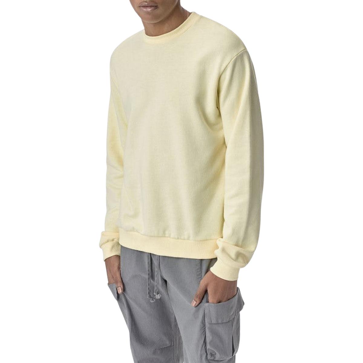 John Elliott Oversized Crewneck Pullover