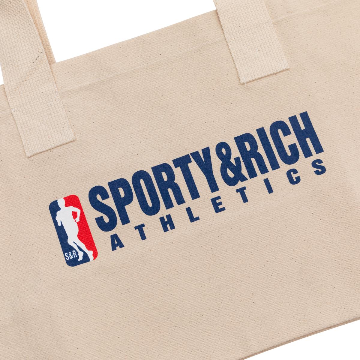 Sporty & Rich Team Logo Tote