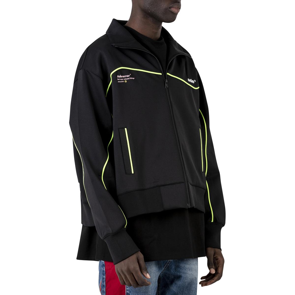ADER Error Black Logo Track Jacket