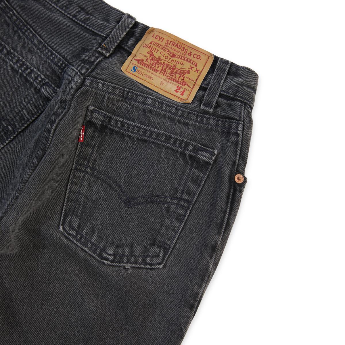 Levi's Vintage 501 Skinny - Size 24