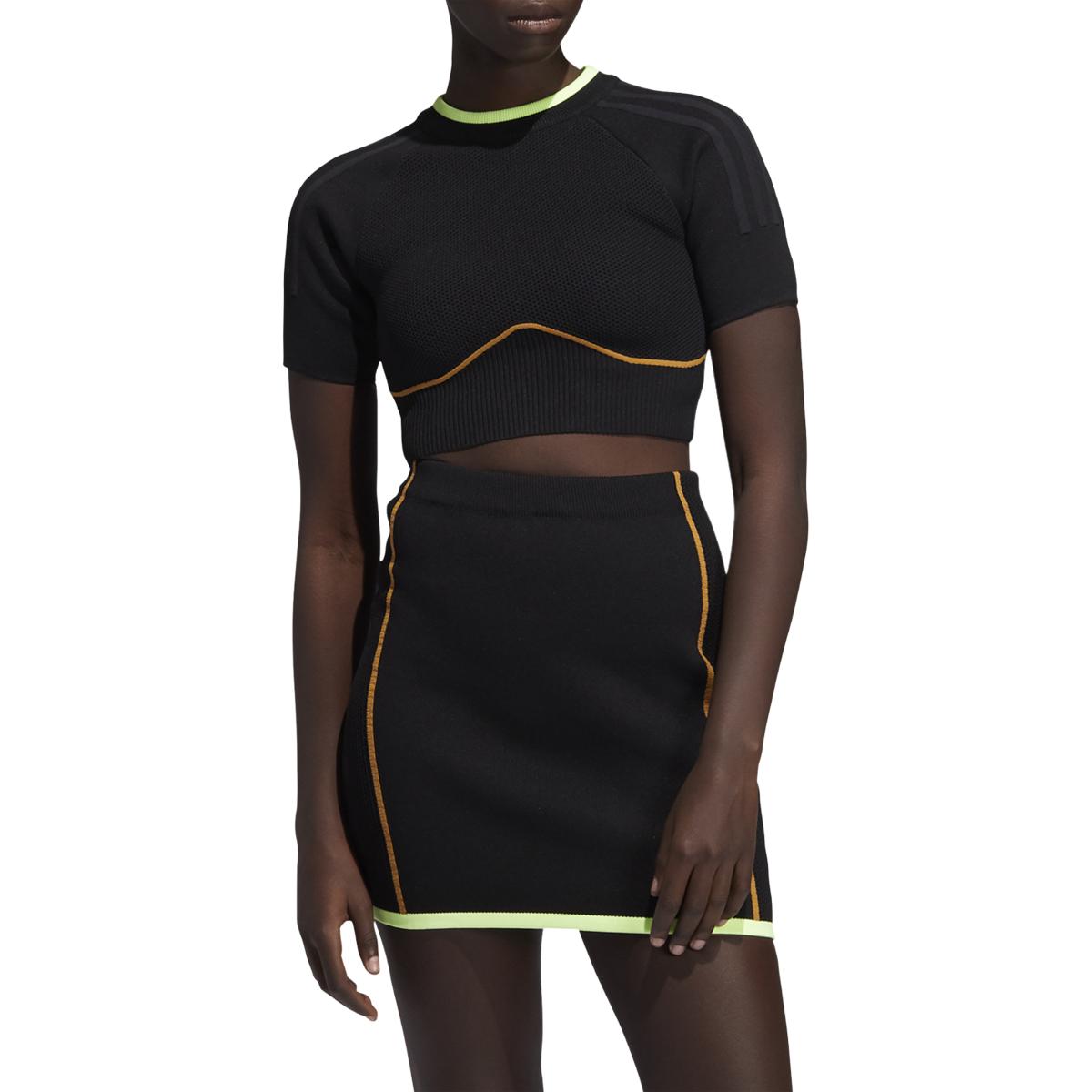 adidas IVY PARK Knit Crop Top