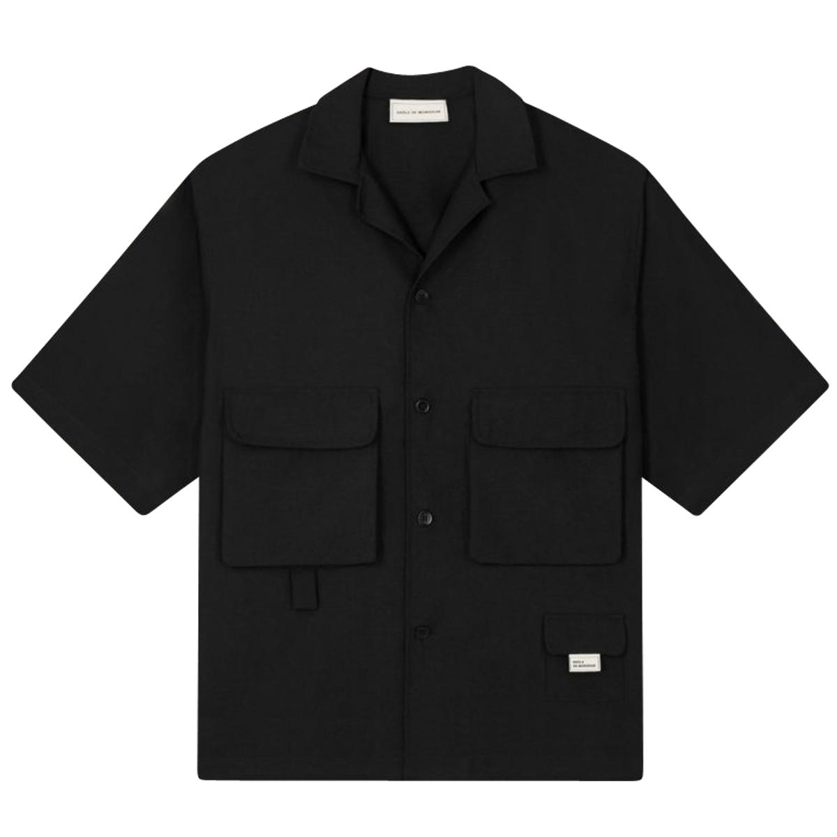 Drôle De Monsieur Wool Utility Shirt