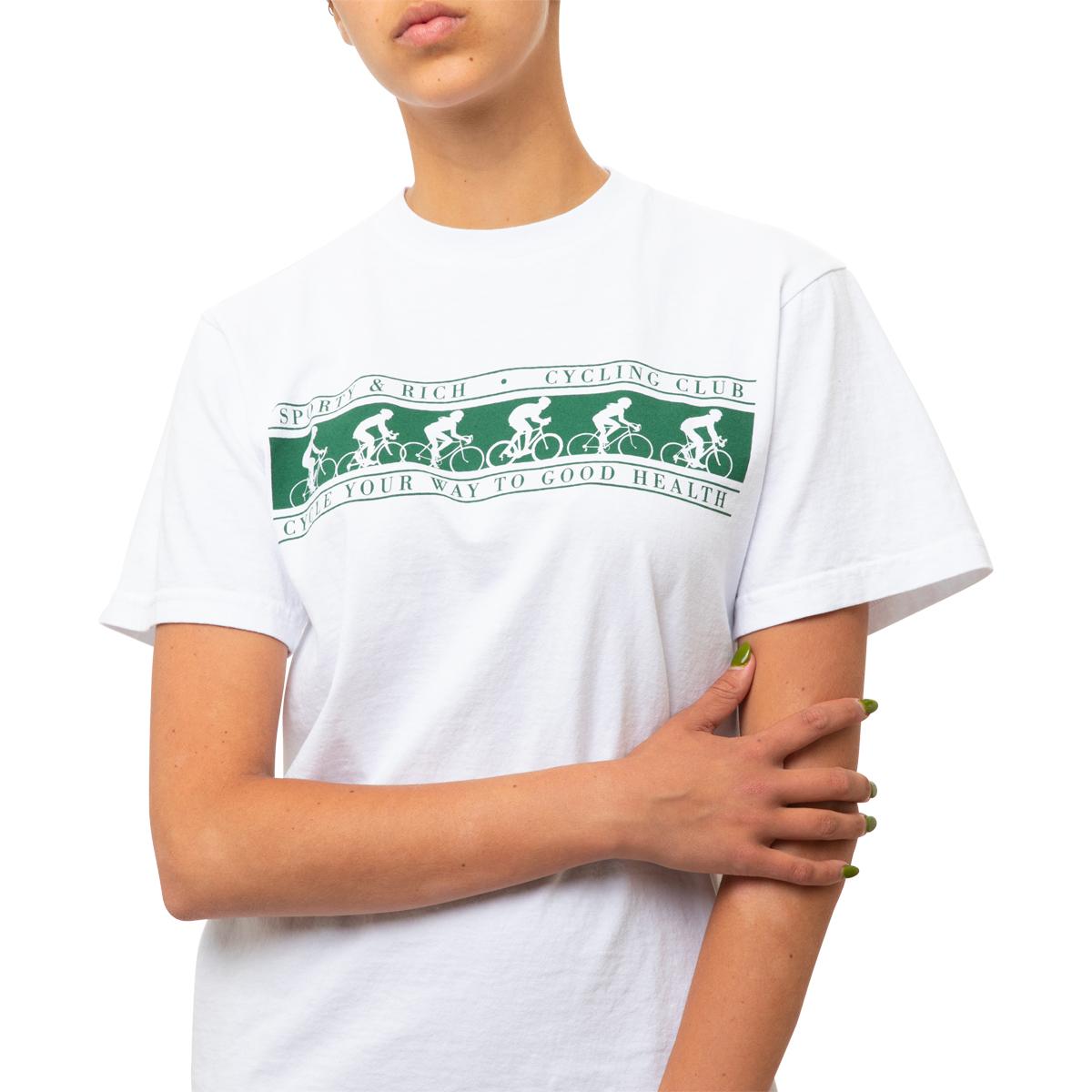 Sporty & Rich Cycling Club T-Shirt