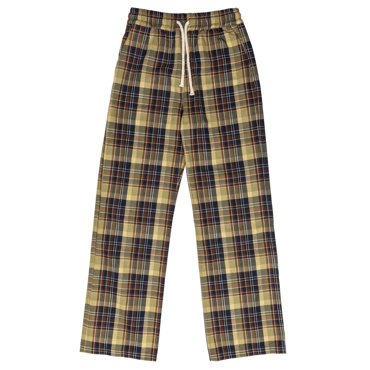 Drôle De Monsieur Jacquard Oversized Pants