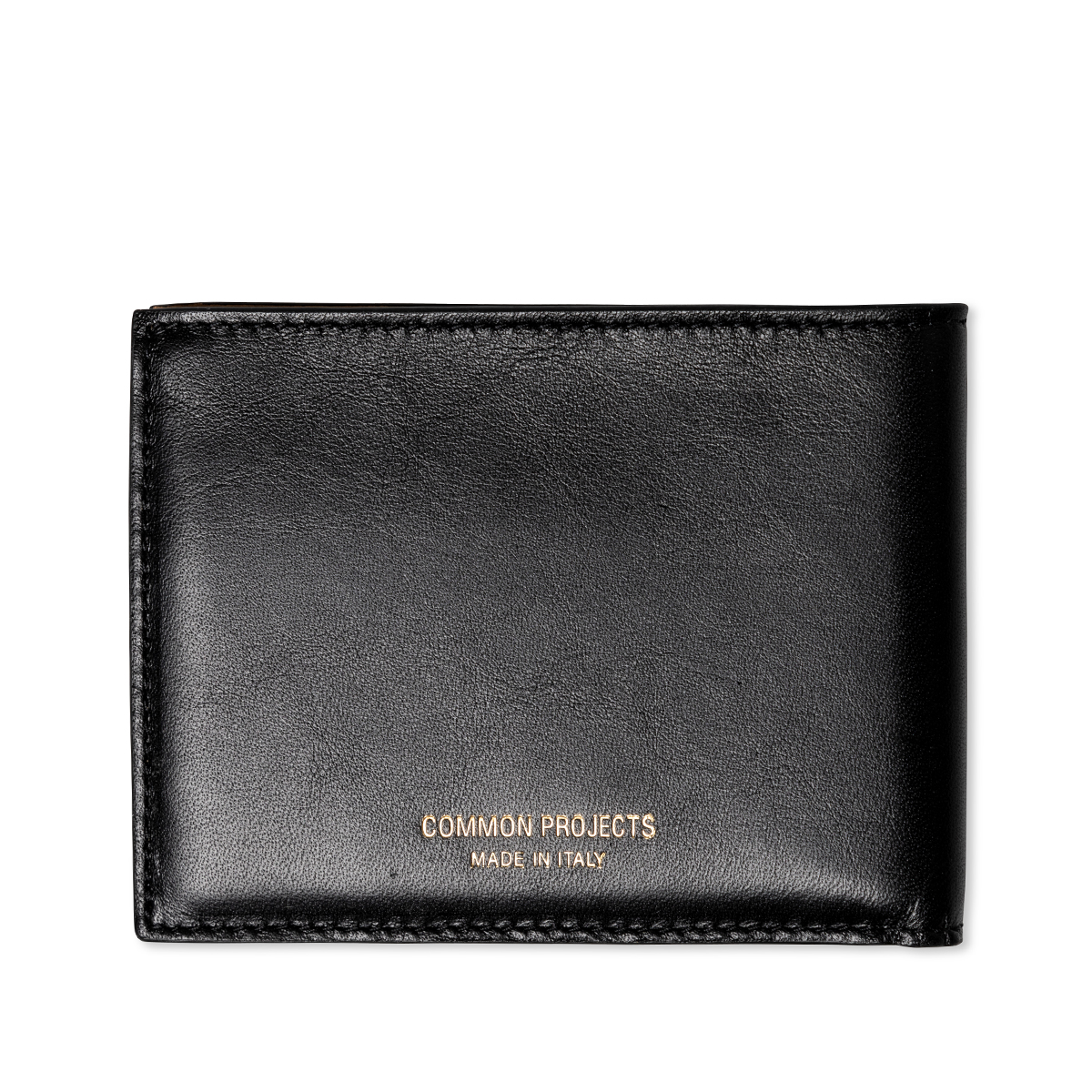 Common Projects Standard Wallet Black Front