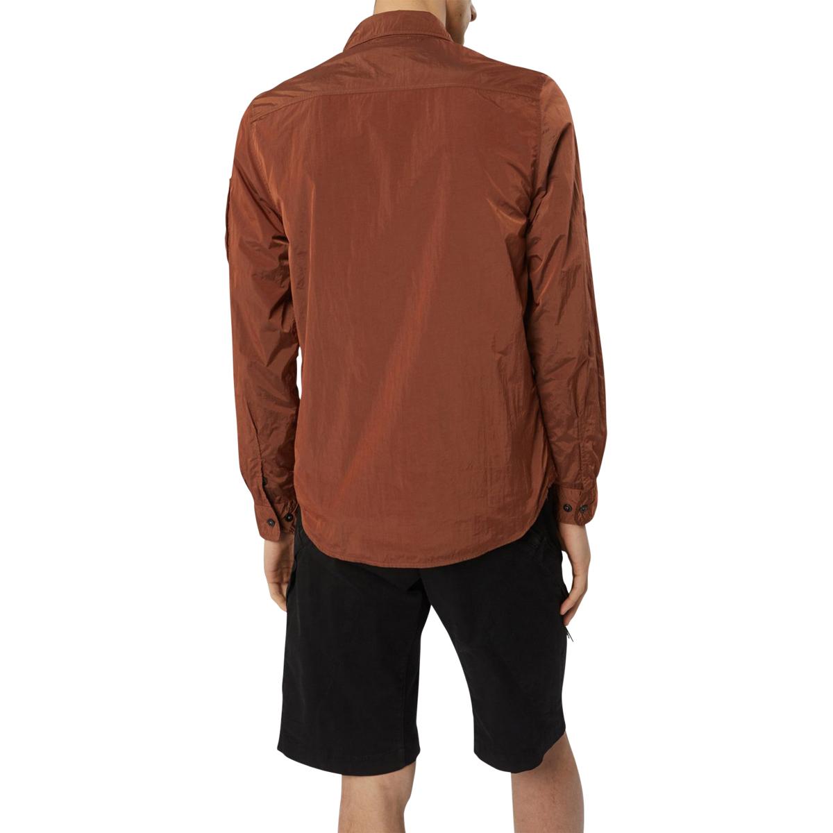 CP Company CR-L Zip-up Shirt