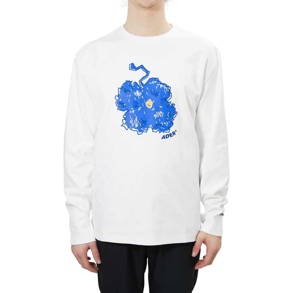 ADER Error Bluessom Sweatshirt