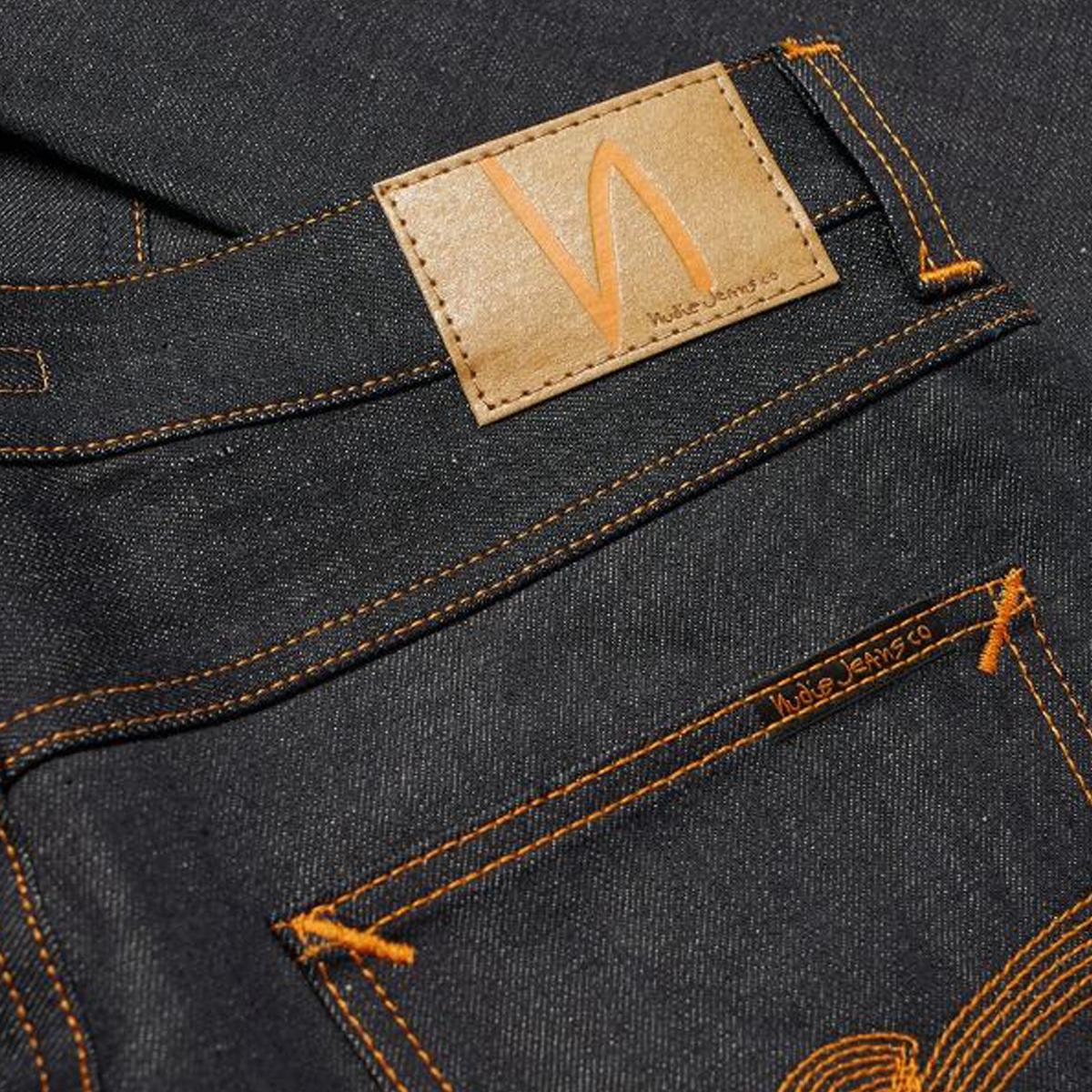 Nudie Jeans Co Steady Eddie II Dry Selvage L30