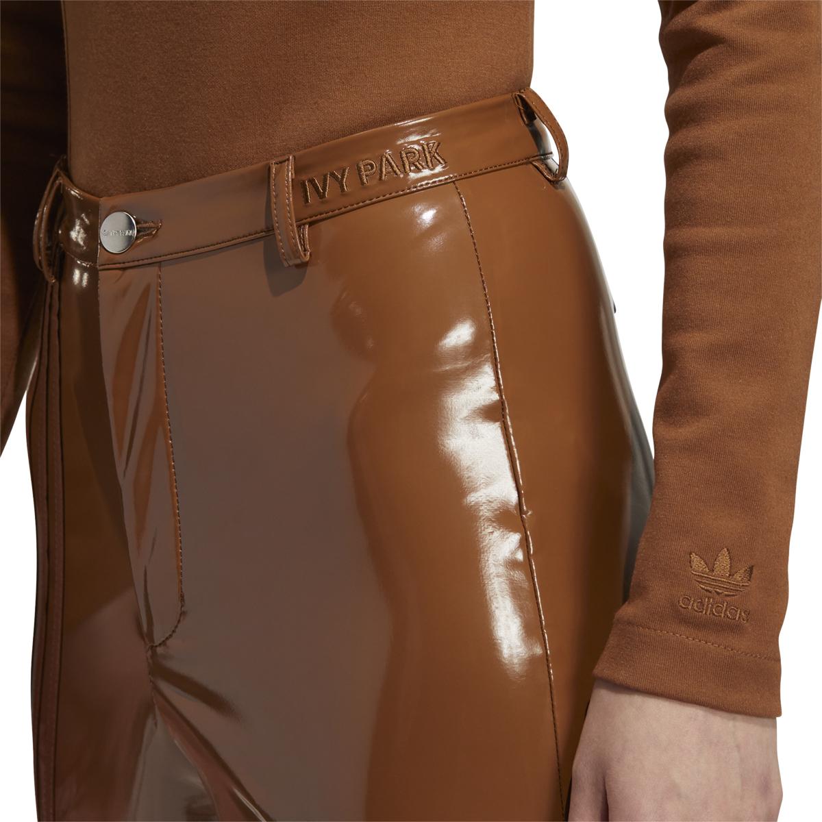 adidas IVY PARK Latext Pant Wild Brown