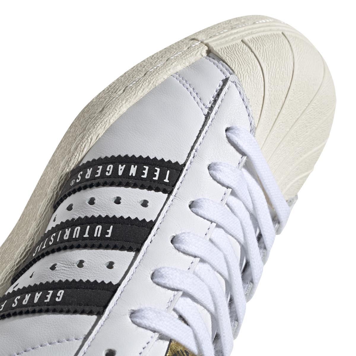 adidas X Human Made Superstar 80s
