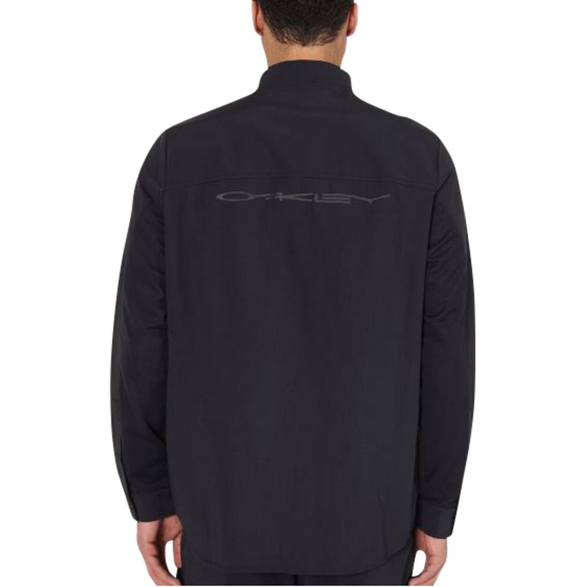 Oakley Stretch Logo Patch Shirt