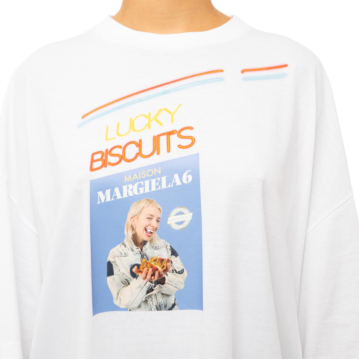 MM6 Maison Margiela Lucky Bisquits T-Shirt