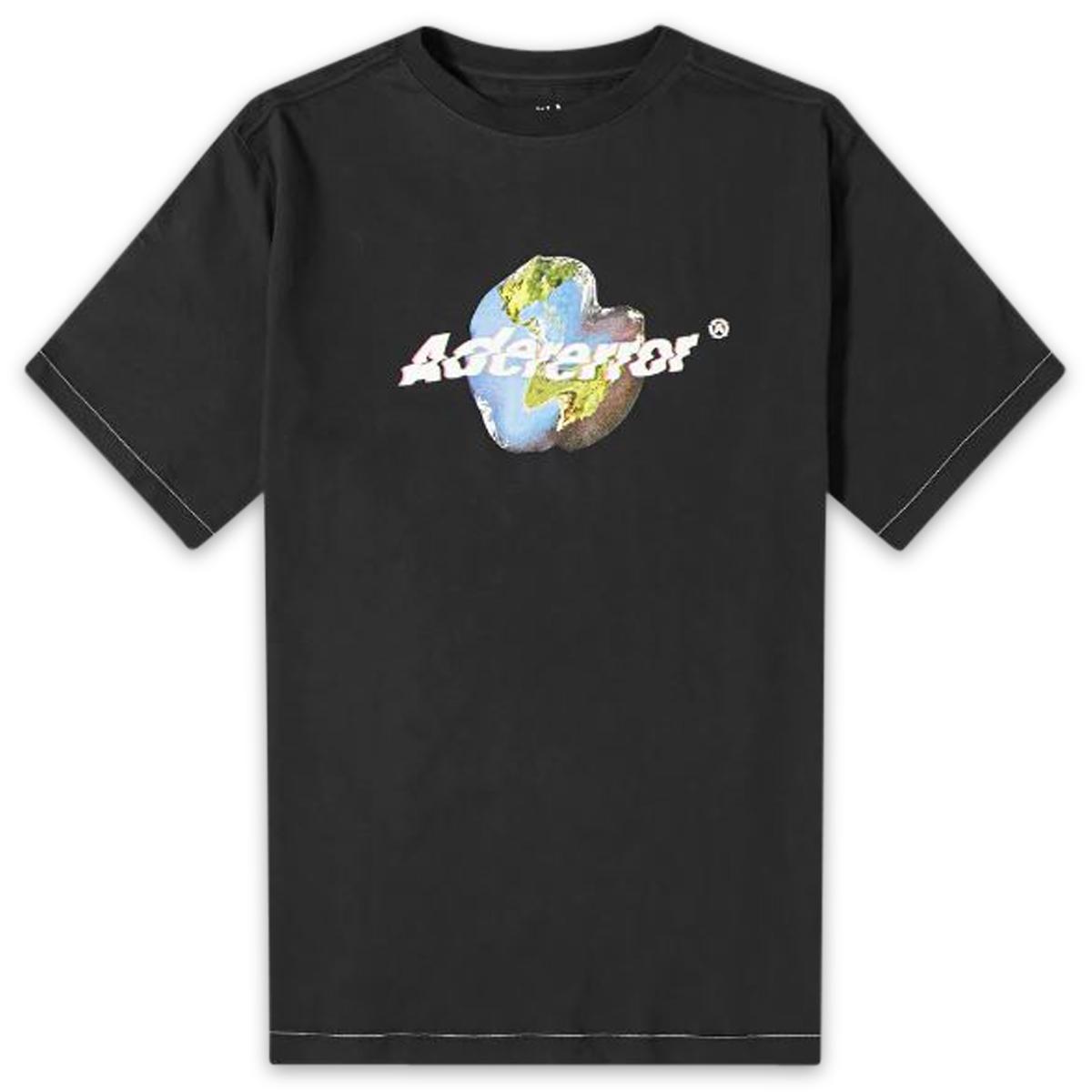 ADER Error Earth Graphics Top