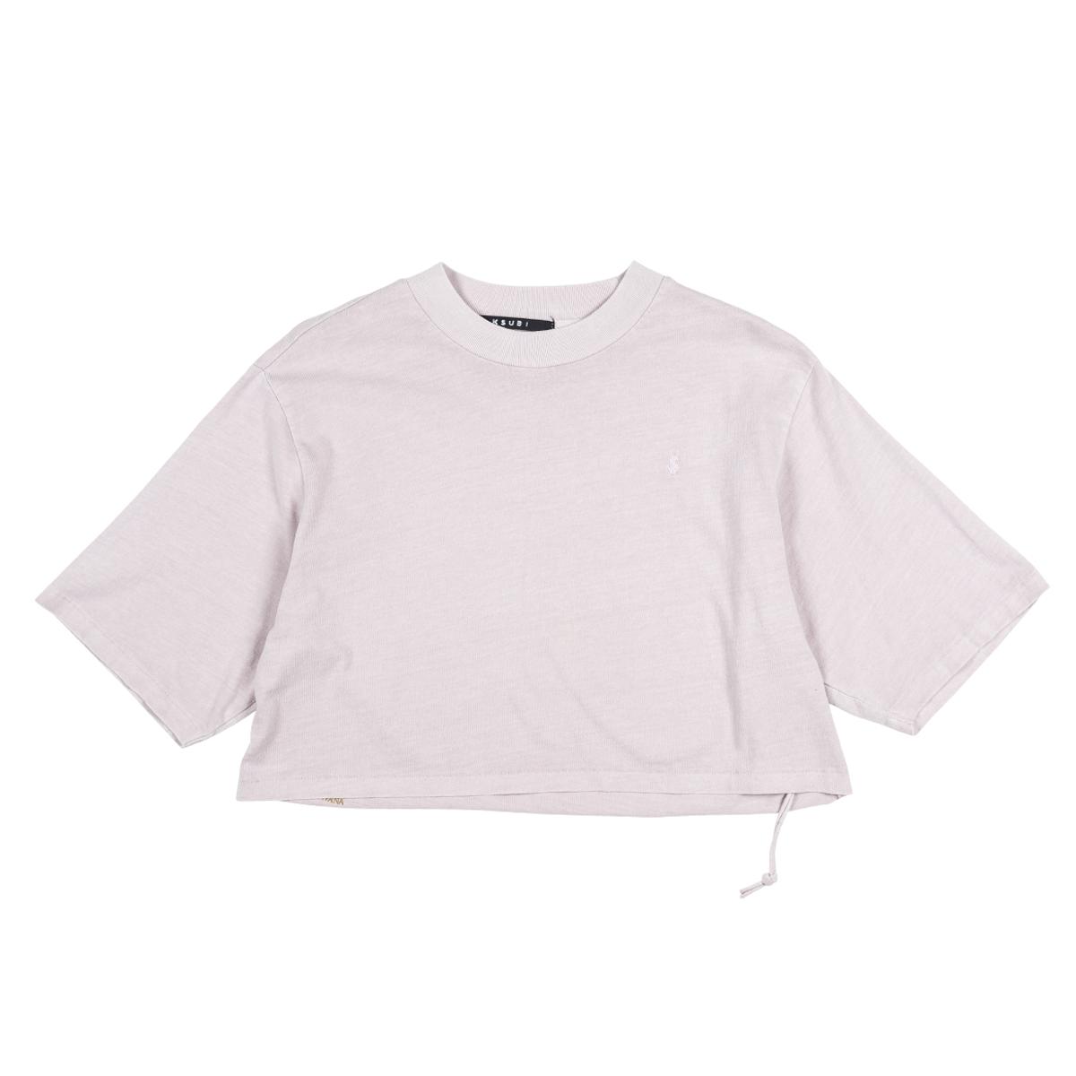 Ksubi Cash T-Shirt Hi Pink