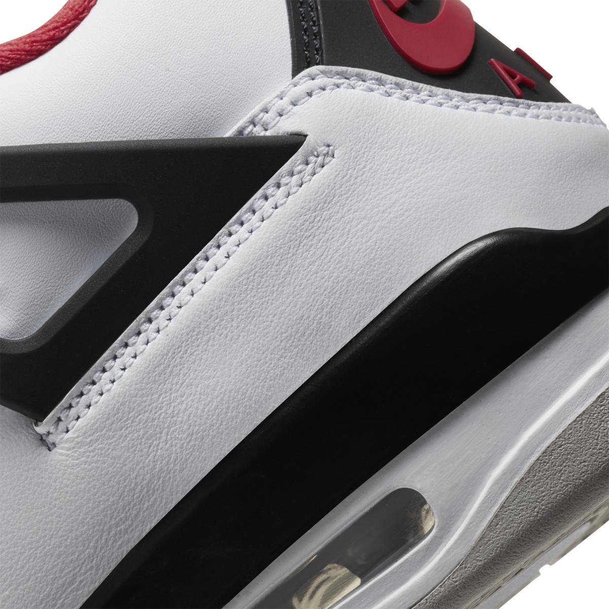 "Nike Air Jordan 4 ""Fire Red"""