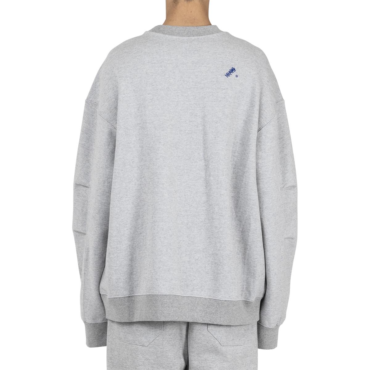 ADER Error Stone Logo Sweatshirt