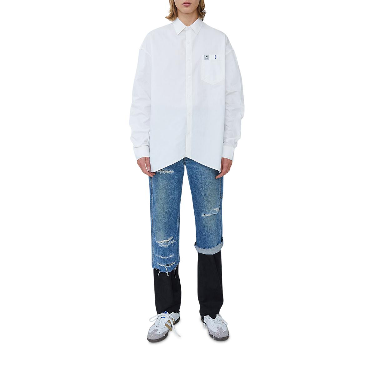 ADER Error Oblique Shirt