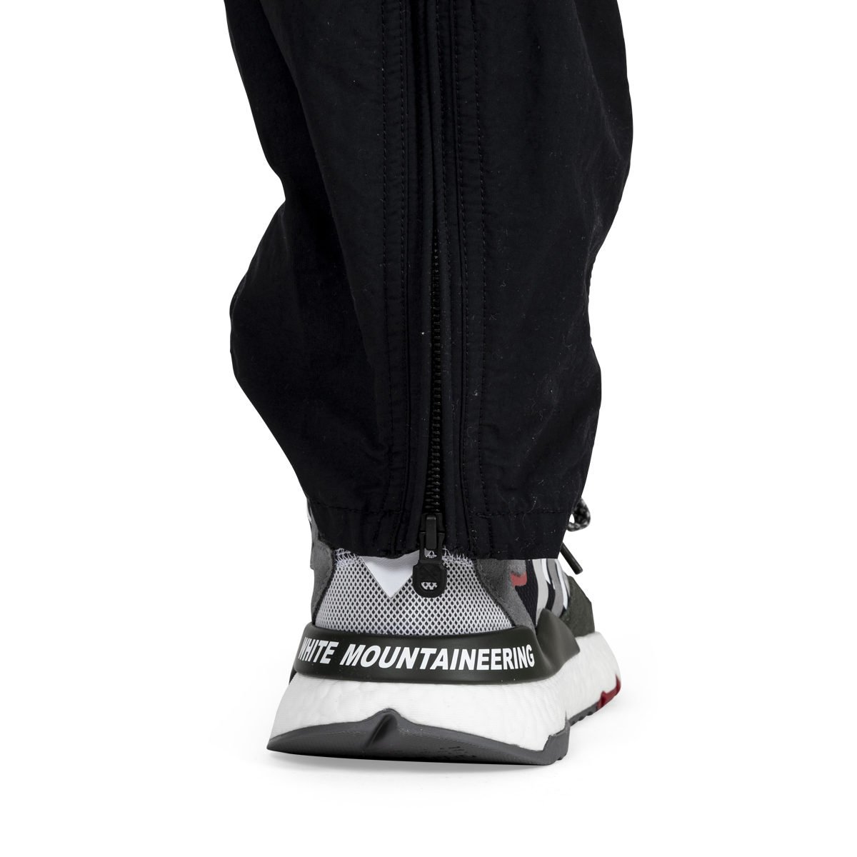 White Mountaineering Multi Pocket Parachute Pant