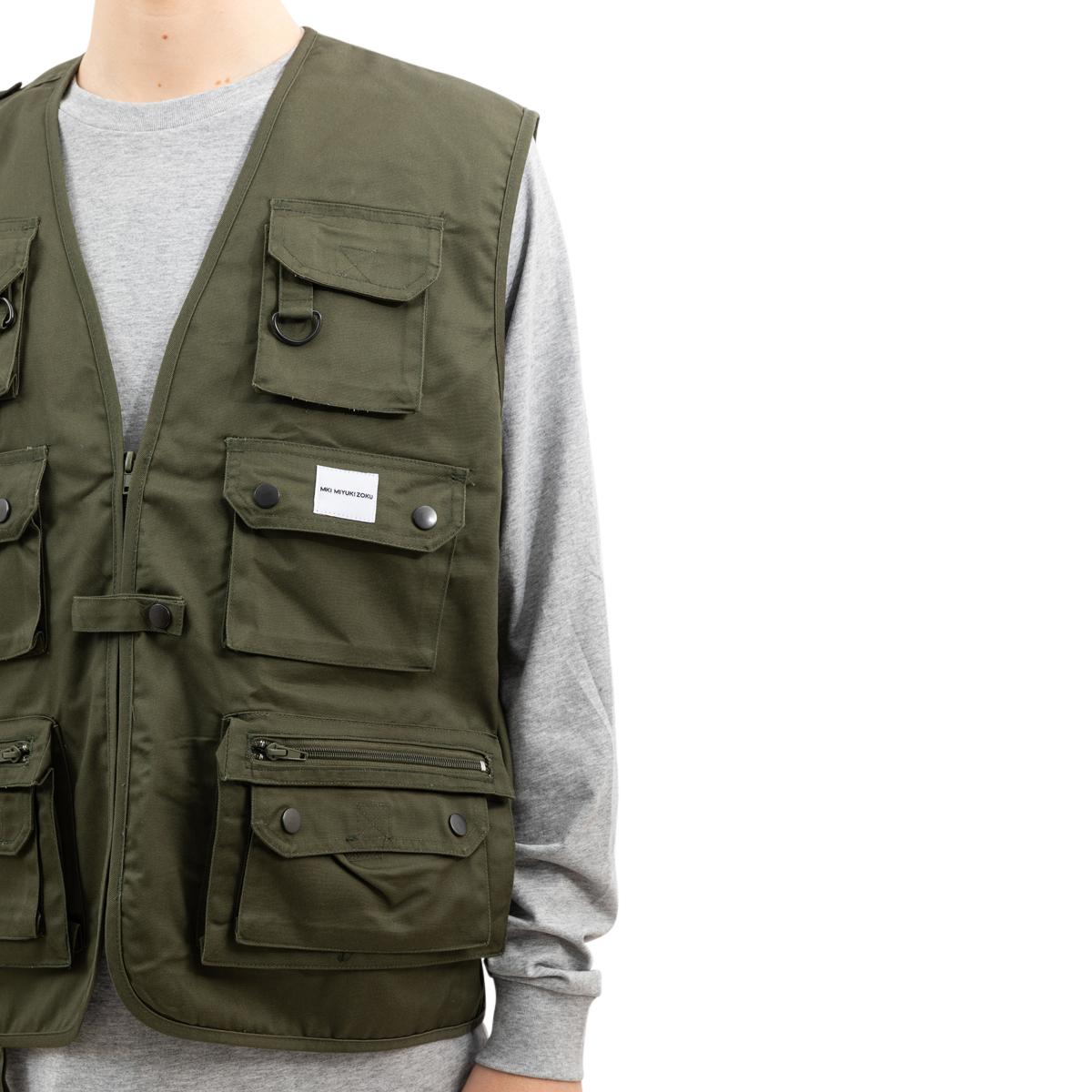 MKI Pocket Vest