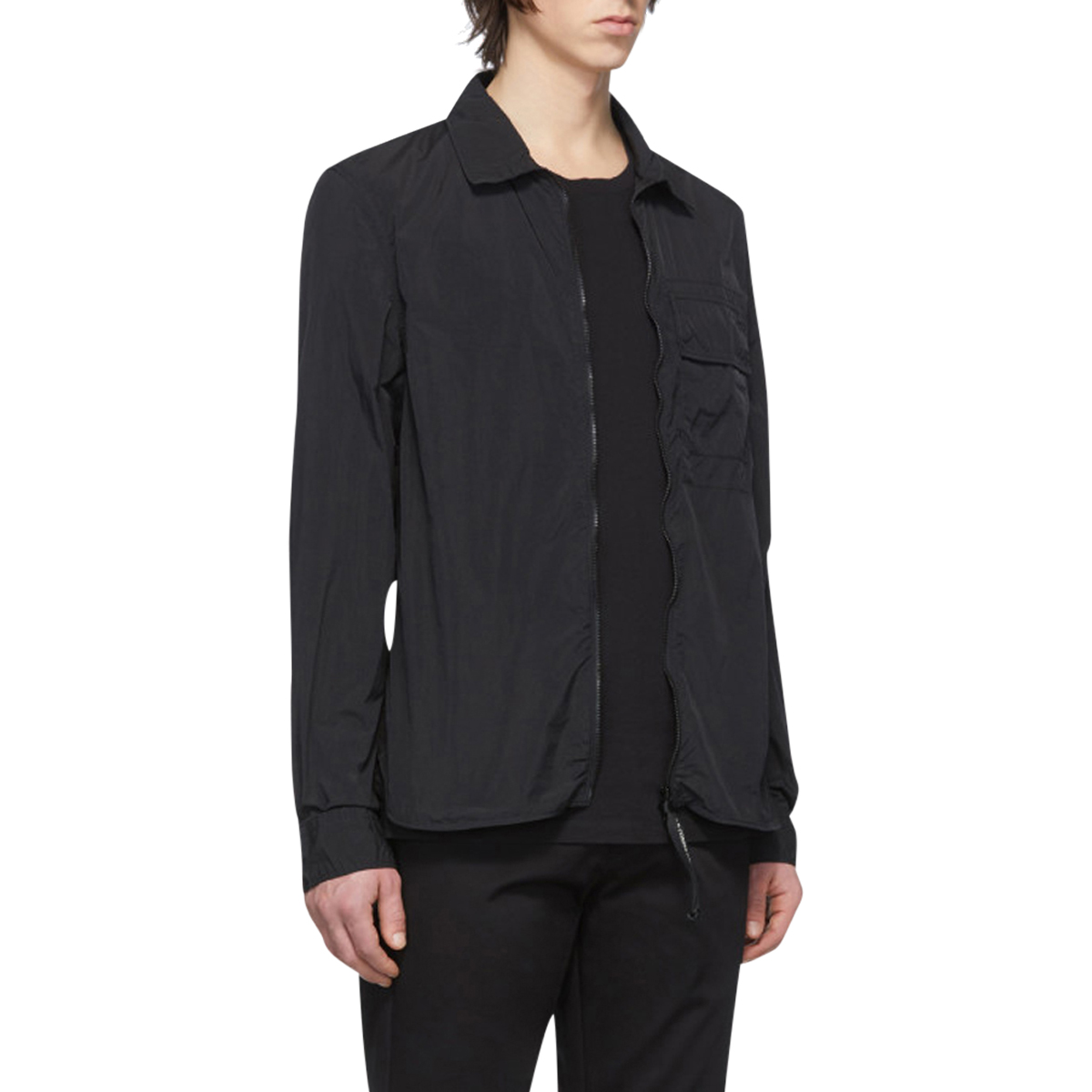 CP Company CR-L Zip-Up Shirt