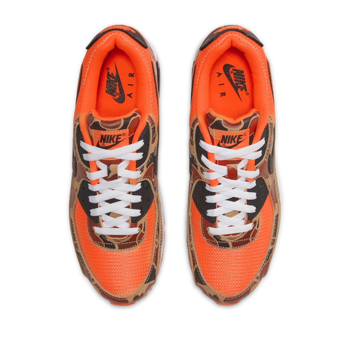 "Nike Air Max 90 ""Orange Camo''"