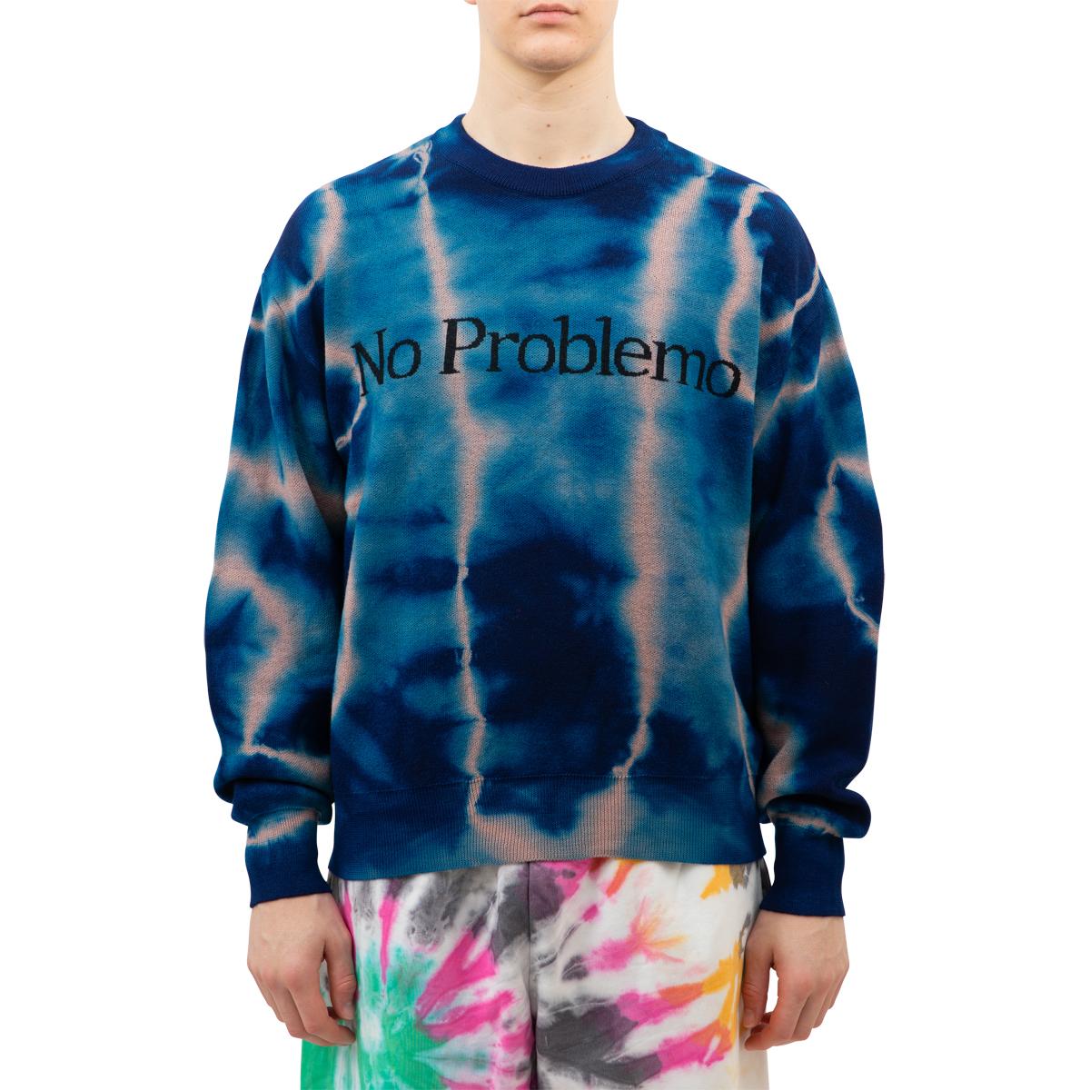 Aries No Problemo Tie Dye Jumper