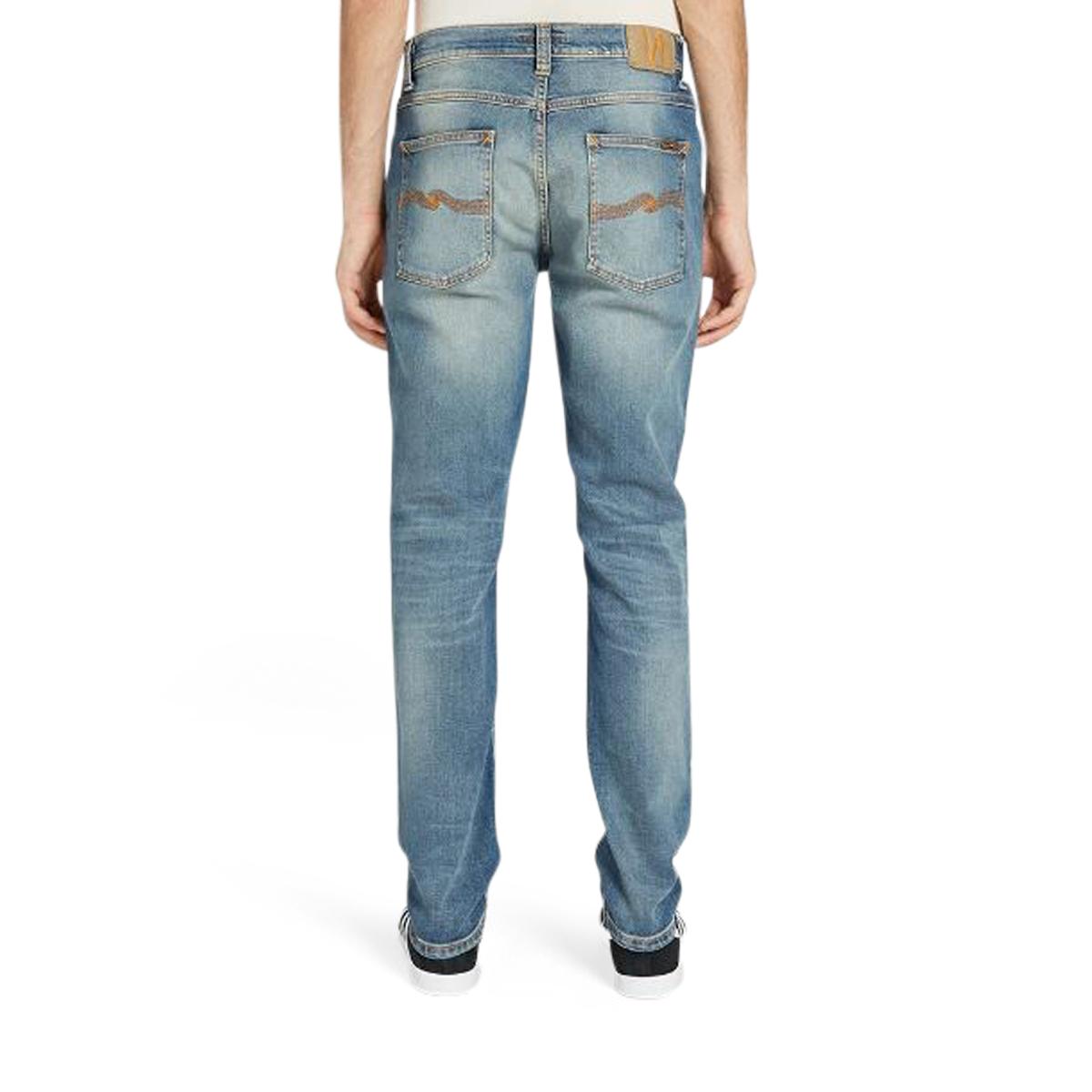 Nudie Jeans Co Lean Dean Repairs L32