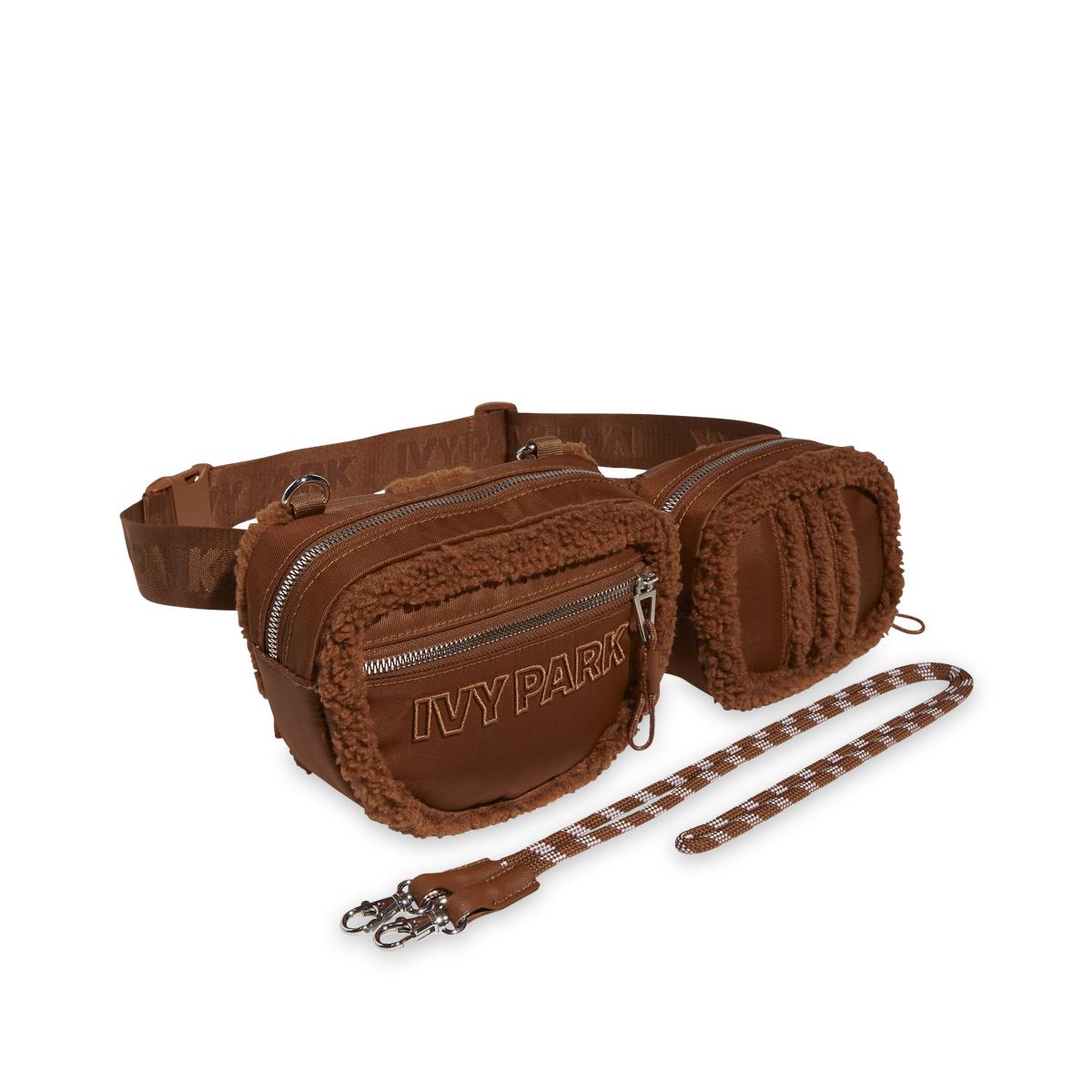 adidas IVY PARK Sherpa Belt Bag