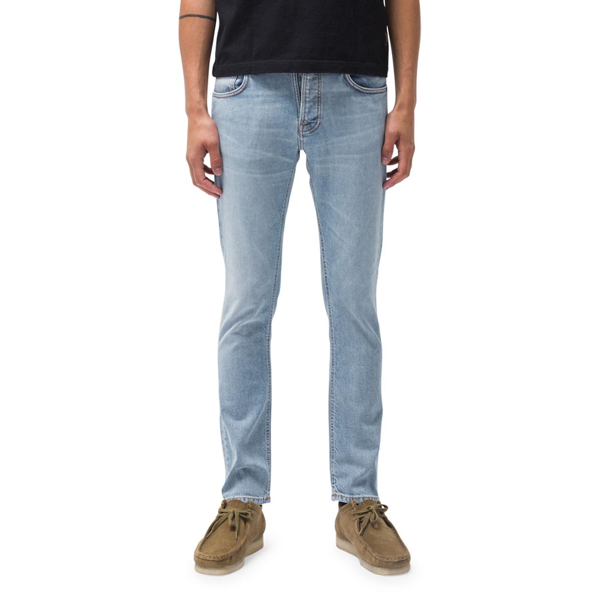 Nudie Jeans Co Lean Dean Light Stone Comfort L32