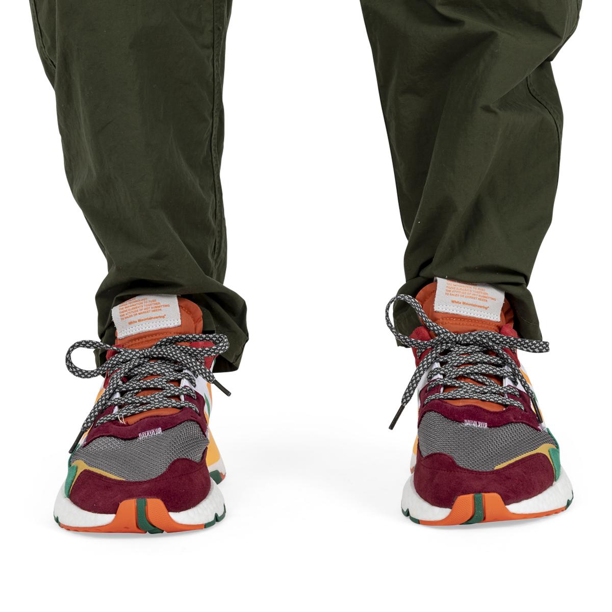 White Mountaineering x adidas Nite Jogger