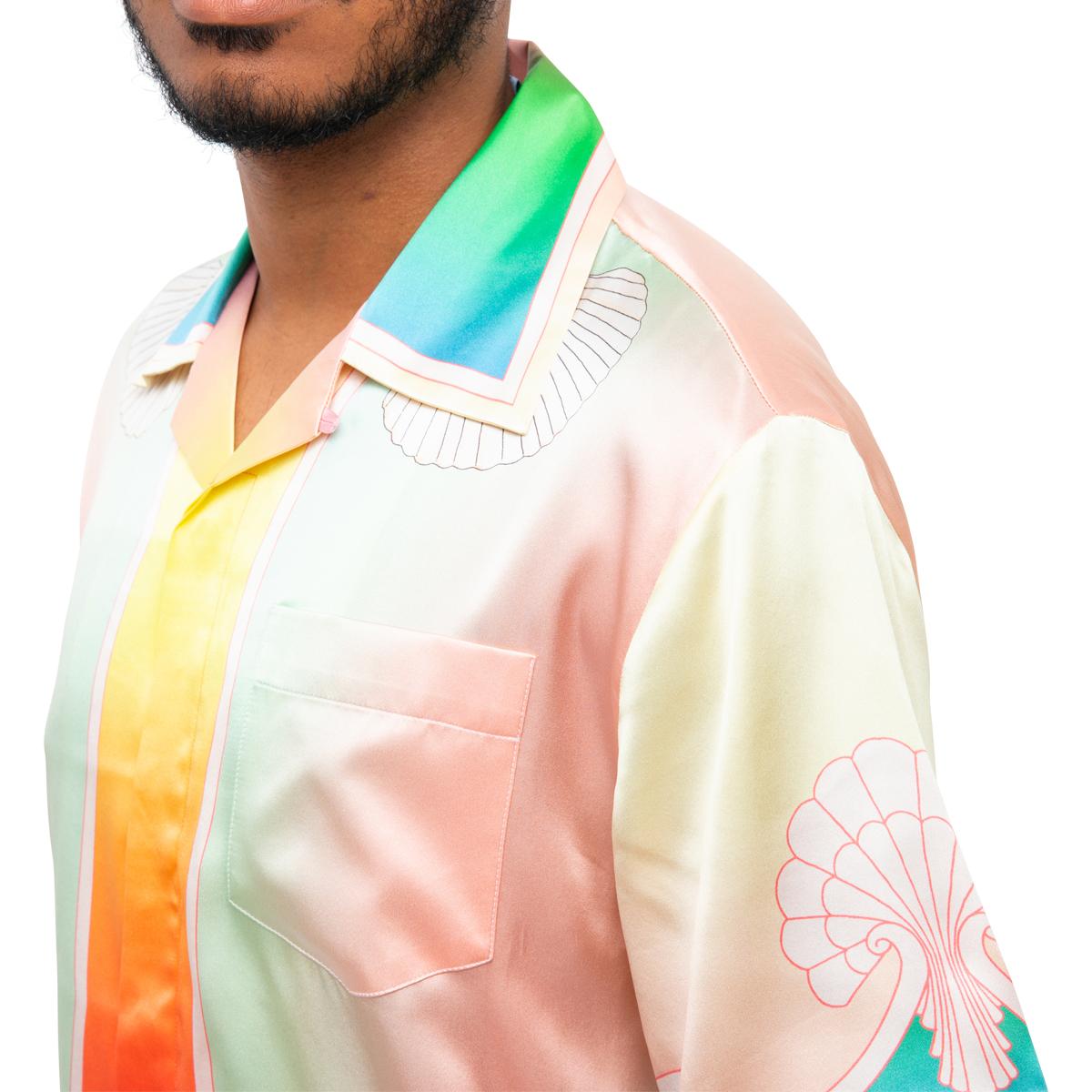 Casablanca Lucid Dreams Silk Shirt