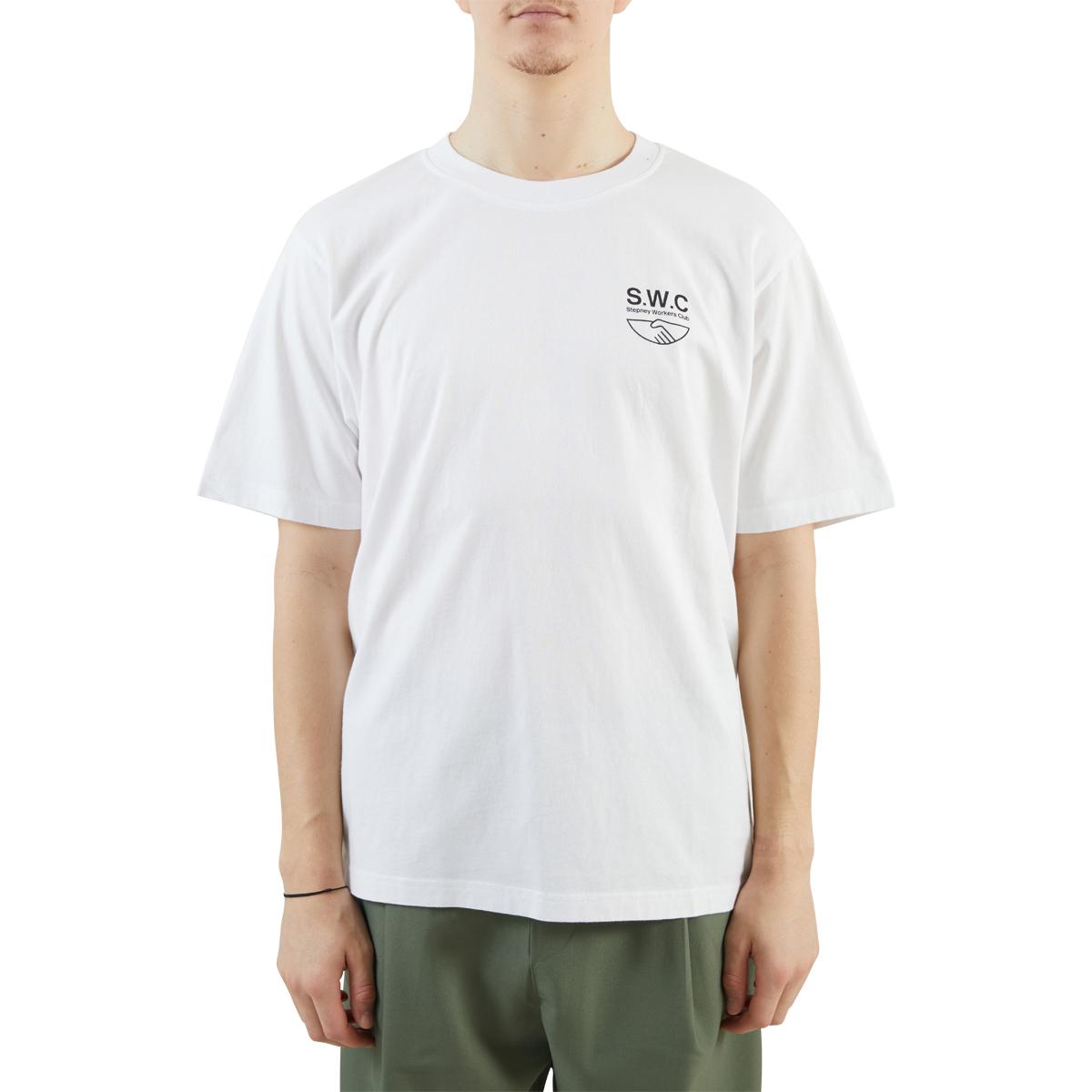 Stepney Workers Club Handshake T-Shirt