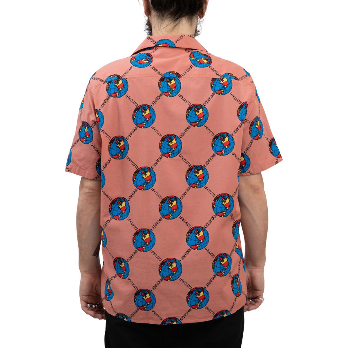 Lacoste X Chinatown Market Short Sleeve Shirt